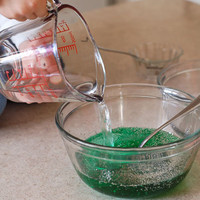 all things simple: halloween fun: magical monster slime