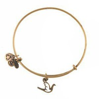 Sacred Dove Bangle - Alex and Ani