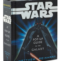 Star Wars: A Pop-Up Guide to the Galaxy | Mod Retro Vintage Books | ModCloth.com