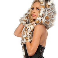 Frisky Kitty Claw Gloves | Sexy Clothes Womens Sexy Dresses Sexy Clubwear Sexy Swimwear | Flirt Catalog