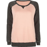 FULL TILT Essential Womens Burnout Sweatshirt 206204706 | Sweatshirts & Hoodies | Tillys.com