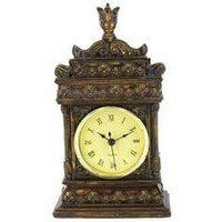 Polystone Table Clock - Hobby Lobby
