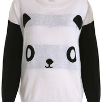 Panda Sweater - Knitwear  - Apparel