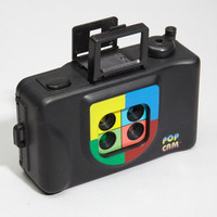 Pop Art Color Camera | Fun Film Camera | fredflare.com