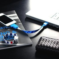 Micro USB & iPhone Cable