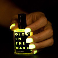 American Apparel - Glow in the Dark Nail Polish