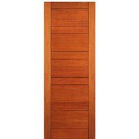 RB-01 Flush Door Interior Mahogany Door