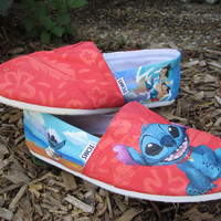 Lilo and Stich Custom Toms