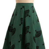 B. Jones Style Skirt | Mod Retro Vintage Skirts | ModCloth.com