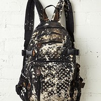 Free People Bess Marlow Studded Backpack