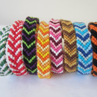 Made to Order - Chevron Braided Bracelets