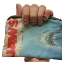 JAWS Zipper Pouch