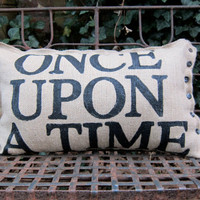 Quincy Pillow - Once Upon A Time