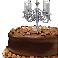 Cake Candelabra | For an elegant looking birthday cake! ? Kitchen Krafts
