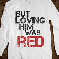 loving him was red - Music Mad