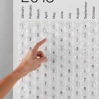 2013 Bubble Calendar