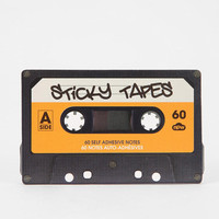 Sticky Tapes Sticky Notes