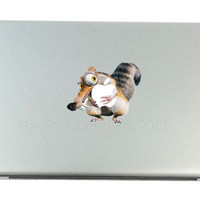 Scrat Mac Decals Apple MacBook Decal Stickers by MacBookDecalPro