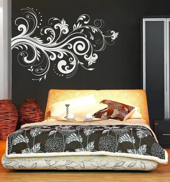 Vinyl Wall Sticker Decal Art  Blossom by urbanwalls on Etsy