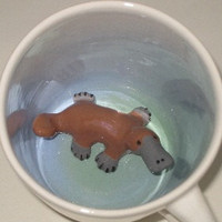 Platypus Surprise Mug