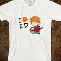 I love Ed Sheeran - One Direction &amp; Ed Sheeran :)