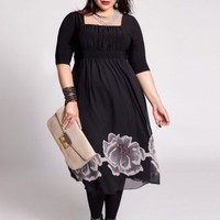 Plus Size Rosalyn Dress by IGIGI