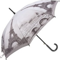 Amazon.com: Galleria Paris Auto Stick Umbrella - Paris: Clothing