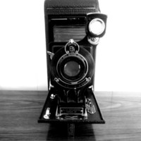 Vintage Kodak Camera 2C Autographic Junior w/ by houseofheirlooms