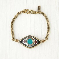 Free People Evil Eye Bracelet