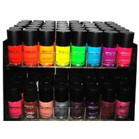 Amazon.com: Matte Style 16 Piece Color Nail Lacquer Combo Set + 6 Sets of Fruit Scented Nail Polish Remover: Health &amp; Personal Care