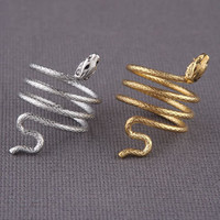 Entwine Just Fine Ring - $8.00 : Fashion Rings at LuLus.com