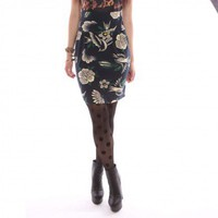 Sailors Lament Pencil Skirt - Dresses & Skirts