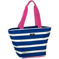 Daytripper Bag by Scout Bungalow- GREEN STRIPES