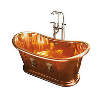 Kallista: Archeo Copper Bathtub: P50011-00