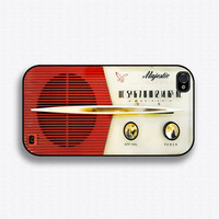 Vintage Majestic Radio - iPhone 4 Case, iPhone 4s Case and iPhone 5 case