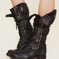 Free People Studded Seattle Love Boot