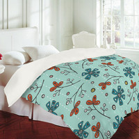 DENY Designs Home Accessories | Heather Dutton Twiggy Duvet Cover