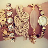 Arm candy - GRAB BAG - one Bracelet