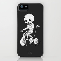 Death Kid Bone Ride iPhone Case by pigboom el crapo | Society6