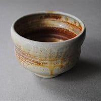 Tea Bowl Wood Fired
