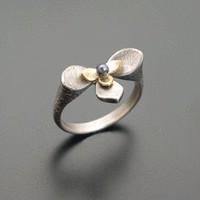 Ai Jewelry — Layered Lotus Ring
