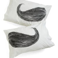 Whisker Me to Sleep Pillowcase Set | Mod Retro Vintage Decor Accessories | ModCloth.com