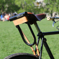 Bicycle U-Lock Holster - Classic