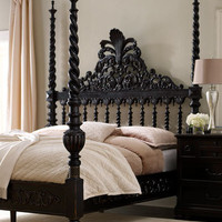 "Maitland-Smith - ""Phillips"" King Poster Bed - Horchow"