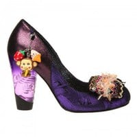 Irregular Choice | Womens | Irregular Choice | Kurious Oranj
