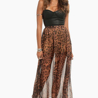Jungle Fever Maxi Skirt $26