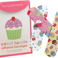 SWEET TREATS CUPCAKE BANDAGES
