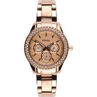FOSSIL Stella Stainless Steel Watch 202604381 | Watches | Tillys.com