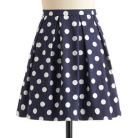 See You Round Skirt | Mod Retro Vintage Skirts | ModCloth.com