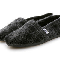 Toms Cashmere Shoe Collection | materialicious